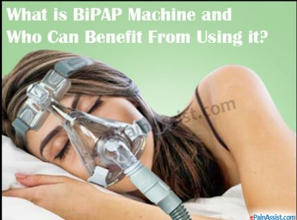 Bipap Machine 2