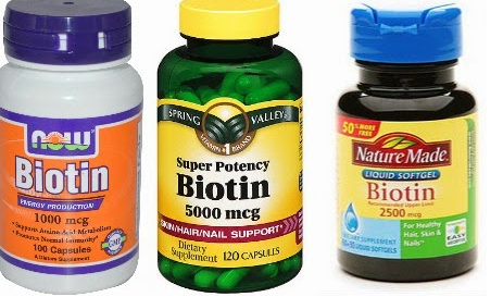 Biotin for Hair Growth Types